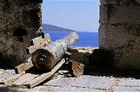 Cannon Bodrum castle