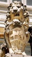 Valletta lion